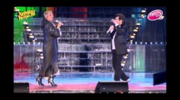 Sandra feat. Thomas Anders - The Night Is Still Young (Легенды Ретро FM 2009)